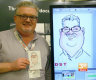 E Caricature Artists & Social Media Engagement