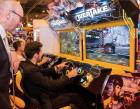Arcade Lounge & Contest