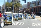 Pedicab Advertising & Rides