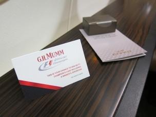 Hotel Vanity Card