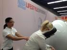 Massage Break Lounge